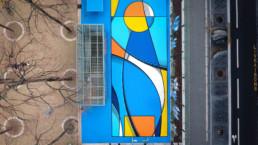 Focus, Street Art, Art urbain, terrain de jeu