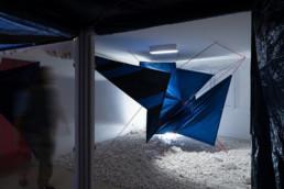 Collectif 9e Concept, éphémère, performance, art, urbex